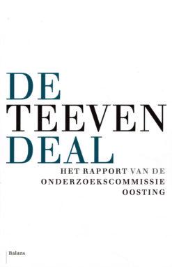 De Teeven-deal - 9789460031014 - Marten Oosting