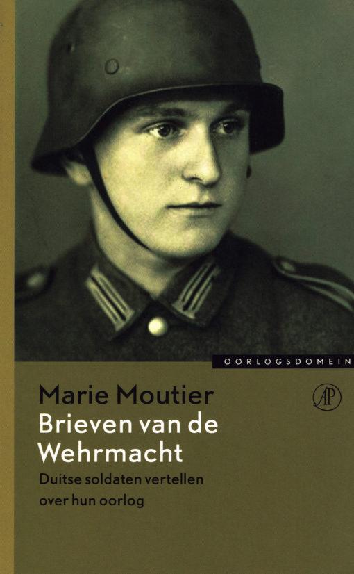 Brieven van de Wehrmacht - 9789029538688 - Marie Moutier