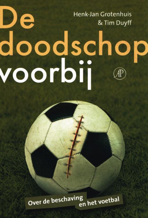 De doodschop voorbij - 9789029588416 - Henk-Jan Grotenhuis