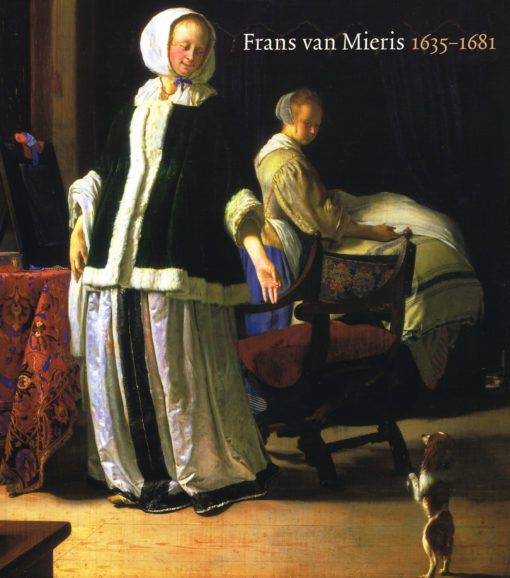 Frans van Mieris - 9789040081613 -