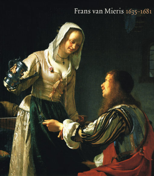 Frans van Mieris - 9789040091759 -