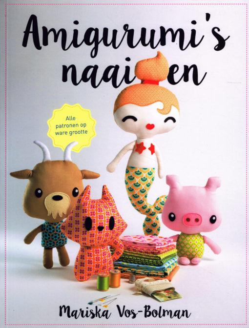 Amigurumi's naaien - 9789043919210 - Mariska Vos-Bolman