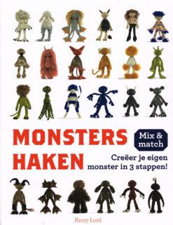 Monsters haken - 9789043919401 - Kerry Lord