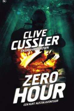 Zero Hour - 9789044346350 - Clive Cussler