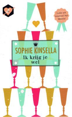 Ik krijg je wel - 9789044350968 - Sophie Kinsella