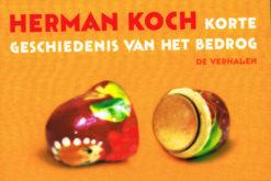 Korte geschiedenis van het bedrog – Dwarsligger - 9789049803568 - Herman Koch