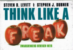 Think like a freak – Dwarsligger - 9789049804367 - Steven Levitt