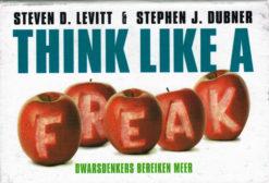 Think like a freak – Dwarsligger - 9789049804367 - Steven Levitt