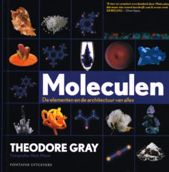 Moleculen - 9789059566248 - Theodore Gray