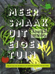 Meer smaak uit eigen tuin - 9789059566637 - James Wong