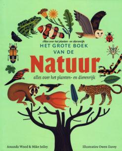 Het grote boek van de Natuur - 9789059566989 - Amanda Wood