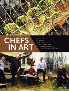 Chefs in art - 9789401425988 - Felix Alen