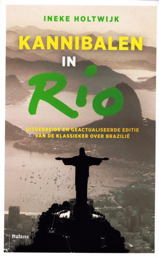 Kannibalen in Rio - 9789460031106 - Ineke Holtwijk