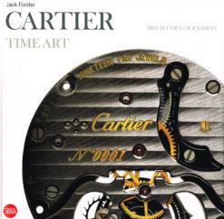 Cartier Time Art - 9788857209654 - Jack Forster