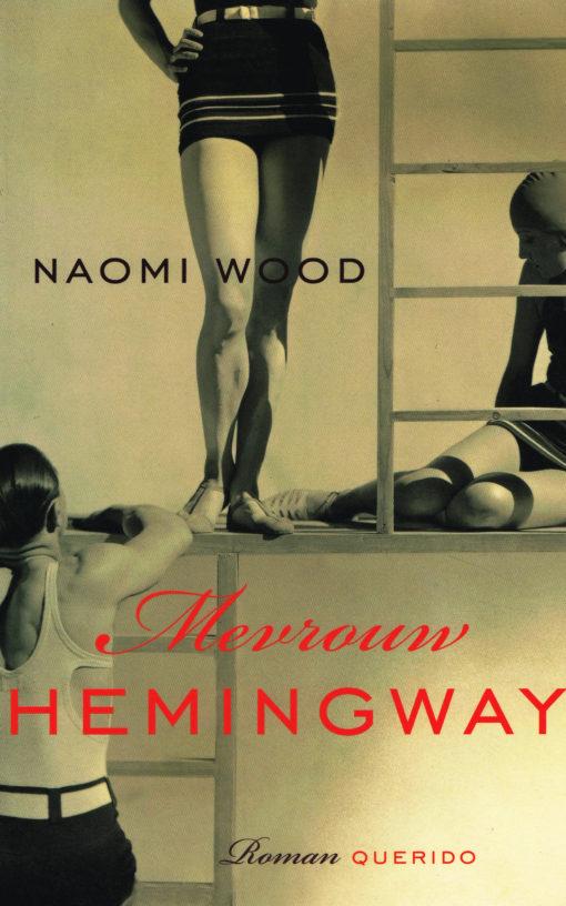 Mevrouw Hemingway - 9789021457963 - Naomi Wood