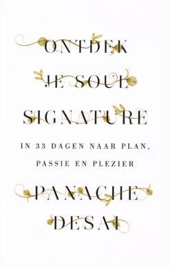 Ontdek je Soul Signature - 9789021557359 - Panache Desai