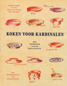 Koken voor kardinalen - 9789025300708 - Bartolomeo Scappi