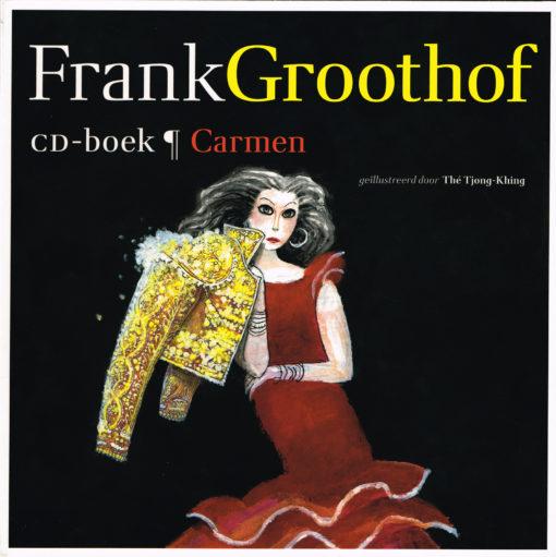 Carmen - 9789025751265 - Frank Groothof