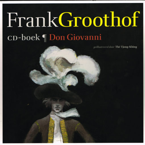 Don Giovanni - 9789025751999 - Frank Groothof