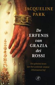 De erfenis van Grazia dei Rossi - 9789029503716 - Jacqueline Park