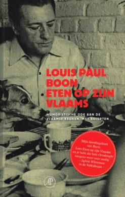 Eten op zijn Vlaams - 9789029504881 - Louis Paul Boon