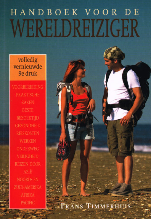 Handboek voor de wereldreiziger - 9789038925417 - Frans Timmerhuis