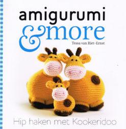Amigurumi & more - 9789043914222 - Tessa van Riet-Ernst