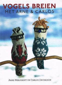 Vogels breien met Arne & Carlos - 9789043919326 - Arne Nerjordet