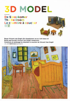 De slaapkamer – The Bedroom – La chambre à coucher - 9789047620365 -