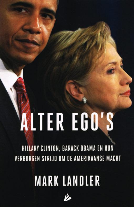Alter ego's - 9789048830602 - Mark Landler