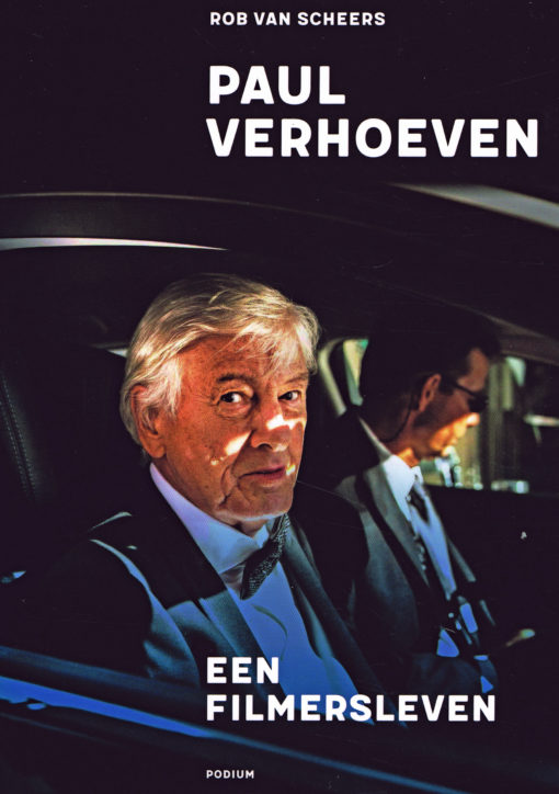 Paul Verhoeven - 9789057598296 - Rob van Scheers