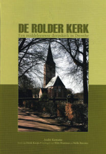 De Rolder kerk - 9789057861284 - André Kamsma