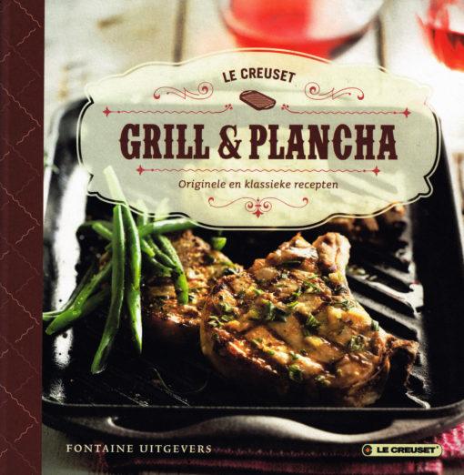 Grill & plancha - 9789059564817 -