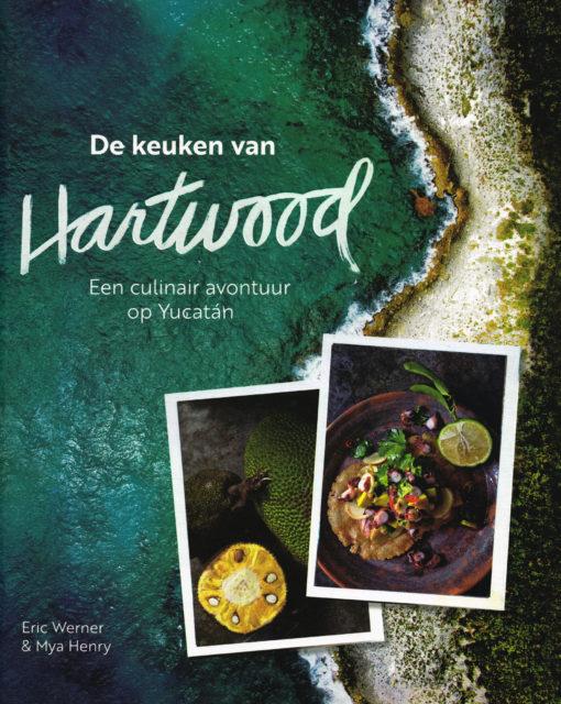 De keuken van Hartwood - 9789059567443 - Eric Werner