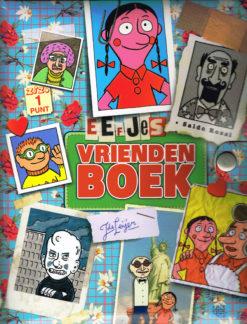 Eefjes vriendenboek - 9789061698296 - Jeroen de Leijer