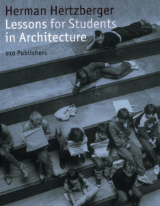 Lessons for Students in Architecture - 9789064505621 - Herman Hertzberger