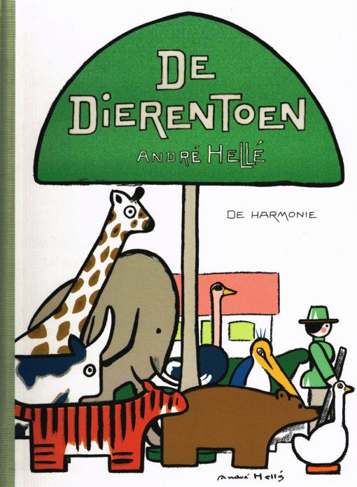 De dierentoen - 9789076168579 - André Hellé