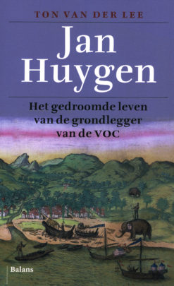 Jan Huygen - 9789460031328 - Ton van der Lee