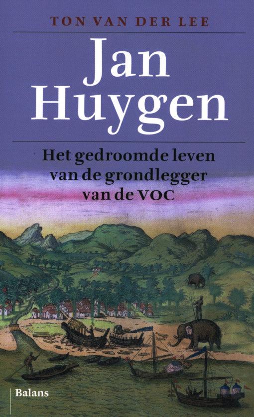 Jan Huygen - 9789460031328 - Ton van der Lee