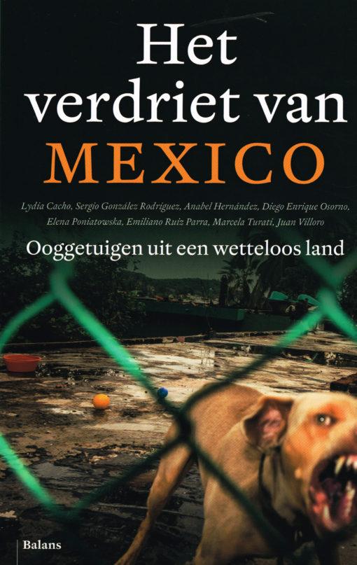 Het verdriet van Mexico - 9789460031632 -