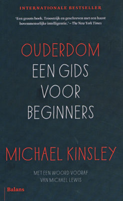 Ouderdom - 9789460031694 - Michael Kinsley