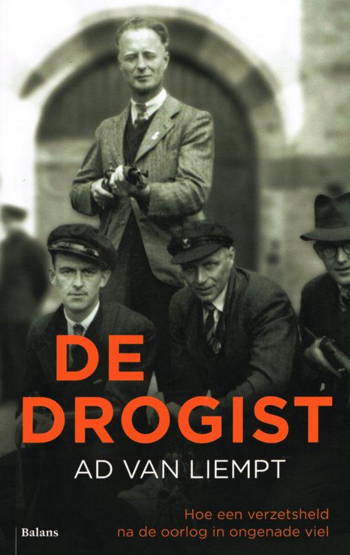 De drogist - 9789460036330 - Ad van Liempt