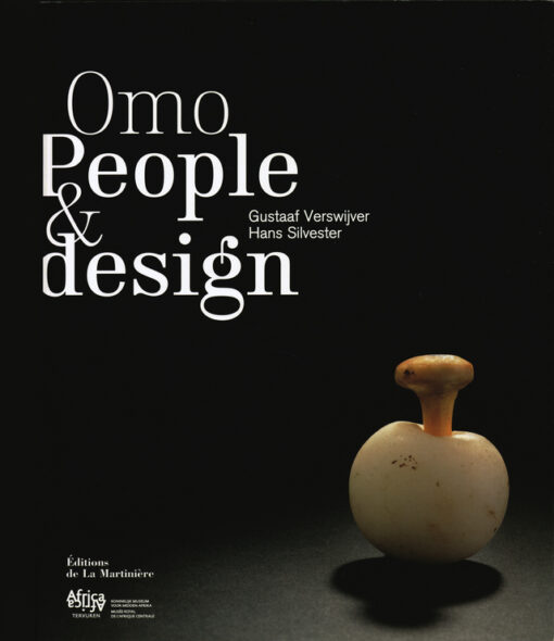 Omo – People & design - 9782732439044 - Gustaaf Verswijver