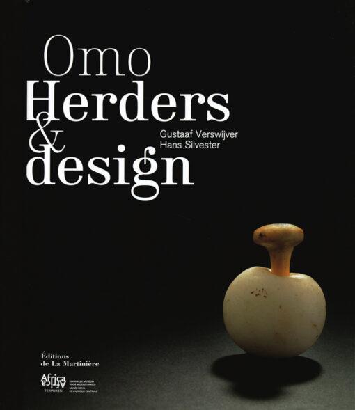 Omo – Herders & design - 9782732439051 - Gustaaf Verswijver
