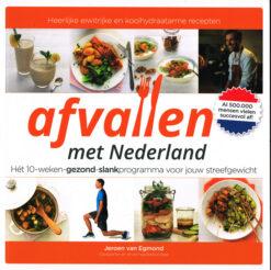 Afvallen met Nederland - 9789021564074 - Jeroen van Egmond