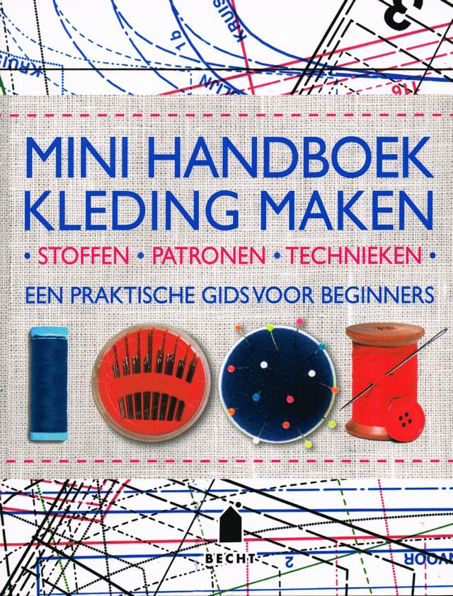 Mini Handboek Kleding Maken Op Ramsjnl