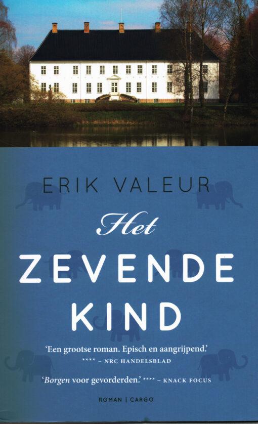 Het zevende kind - 9789023485674 - Erik Valeur