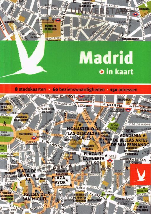 Madrid in kaart - 9789025753023 -