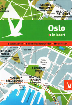 Oslo in kaart - 9789025756611 -