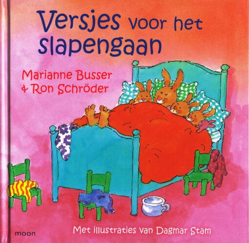Versjes voor het slapengaan - 9789044345377 - Marianne Busser